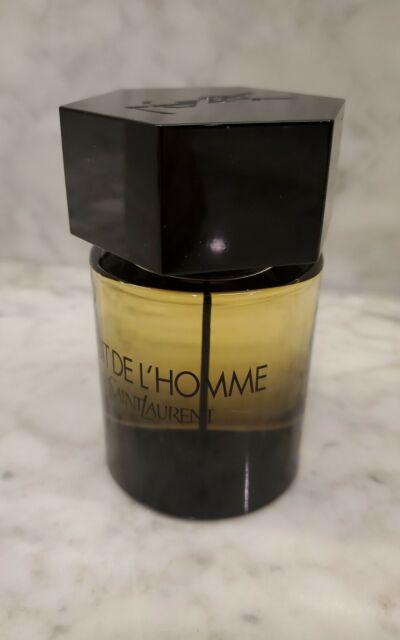 *New*YVES SAINT LAURENT La Nuit De L'Homme Eau de Toilette Spray 3.3 oz