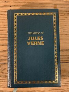 The Works Of Jules Verne - Longmeadow Press - 20,000 Leagues, Journey To, Arou