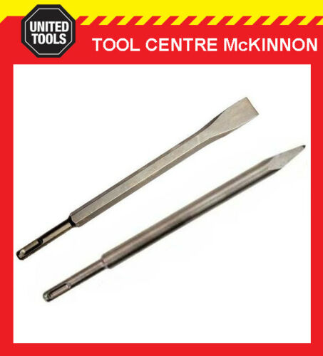 NDUSTRIAL SDS PLUS /& SDS MAX ROTARY CHISEL BULL POINT /& SCALING CHISELS /& SETS