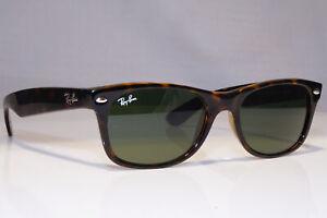 Gafas-de-Sol-Hombre-Mujer-RAY-BAN-Rectangulo-Marron-Nuevo-Caminante-RB-2132-902-22524