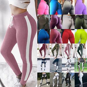 Women-High-Waist-Sport-Leggings-Fitness-Yoga-Pants-Athletic-Gym-Stretch-Trousers