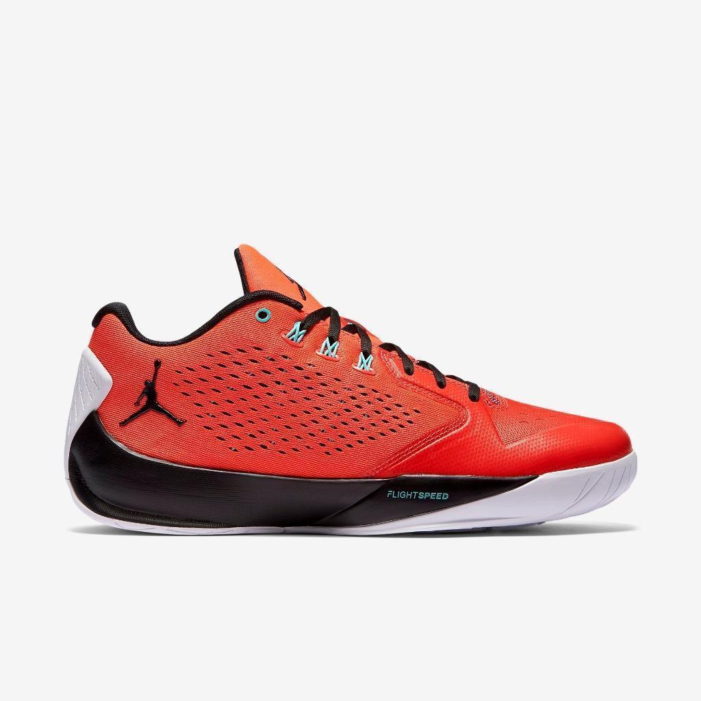 Para hombres JORDAN Rising Hi-Low Zapatilla de baloncesto 834233-603