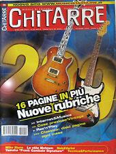 CHITARRE 200 2002 Uriah Heep Funky Fingers Nek Massimo Varini Mike Stern