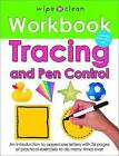 Wipe Clean Work Books: Tracing and Pen Control by Roger Priddy (Spiral bound, 2010)