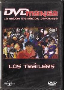 DVD-Manga-La-mejor-animacion-japonesa-Los-Trailers