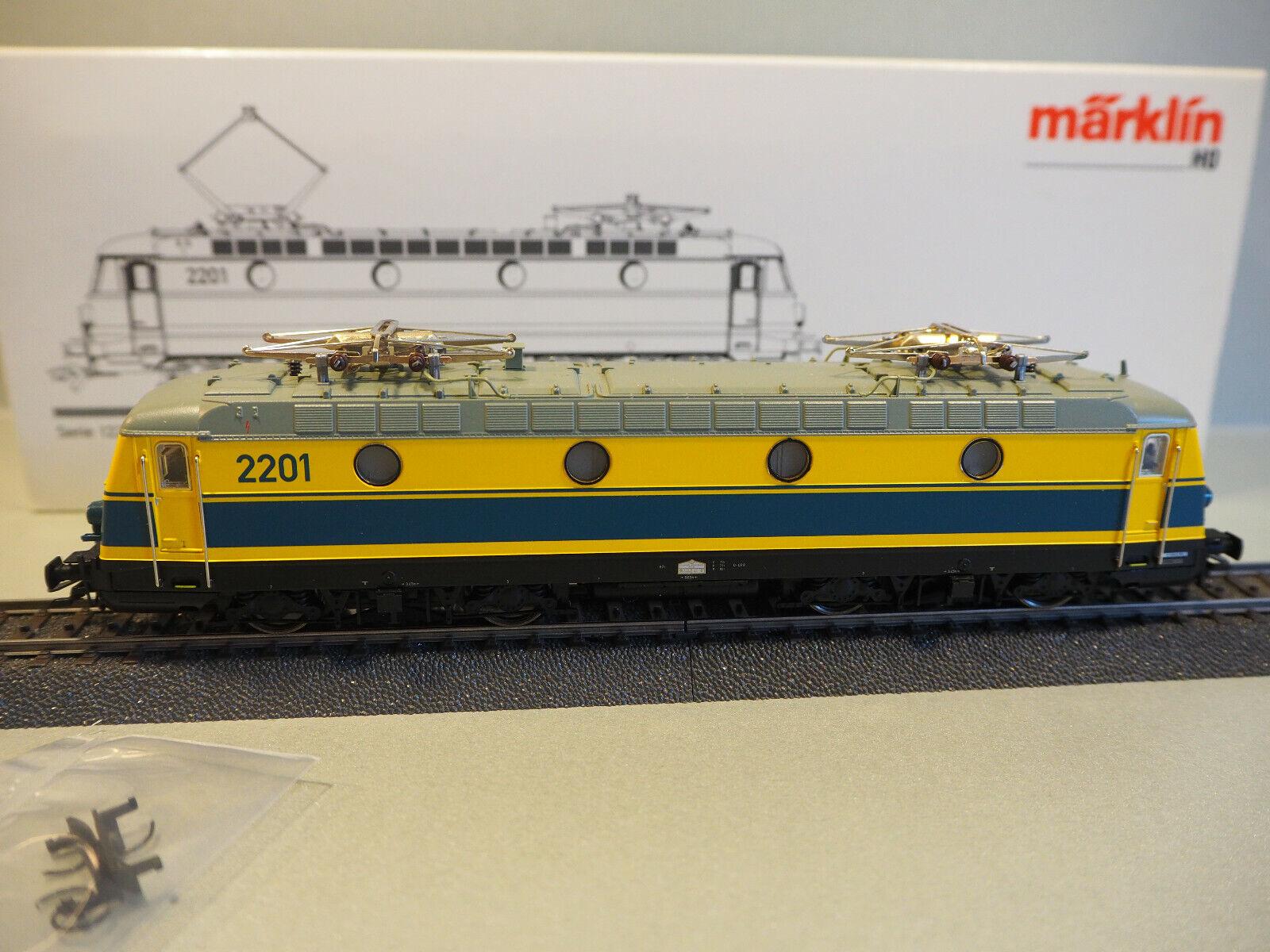 marklin h0 33232Elektrolok della serie 22 delle SNCB Belgio  TOP IN SCATOLA ORIGINALE