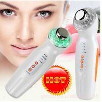 Photon Rejuvenation Led Light 3m Ultrasonic Skin Care Facial Massage Anti Age A+