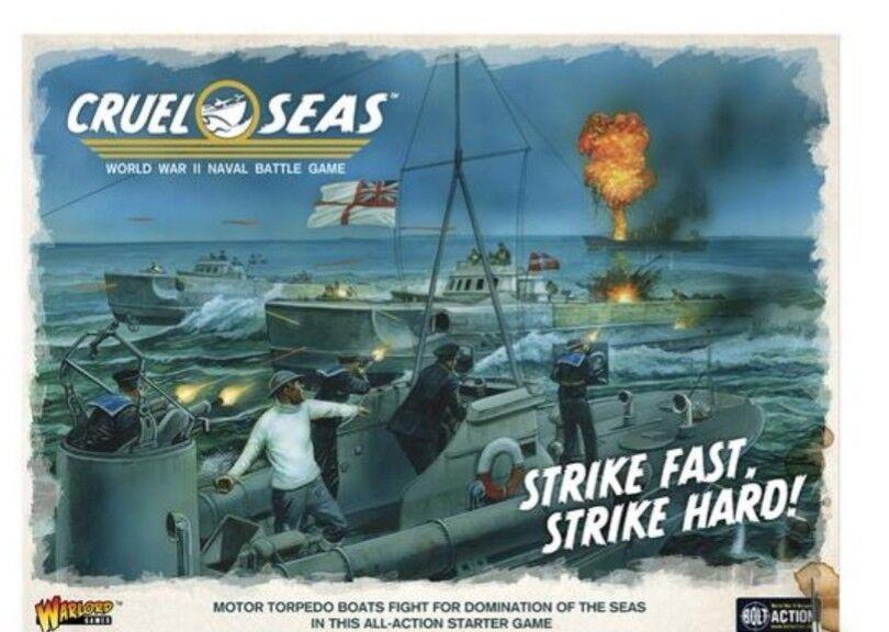 Warlord Juegos cruel mares Estrellater Set Segunda Guerra Mundial Mundial juego naval Oferta En Stock  a la venta