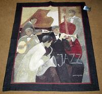 Jazz Quintet Grande Tapestry Wall Hanging