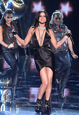 SELENA GOMEZ fashion show song & dance act color 8x10 photo