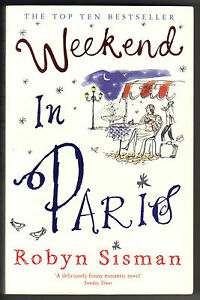LIBRO-WEEKEND-IN-PARIS-ROBYN-SISMAN-IN-INGLESE-PENGUIN-BOOKS