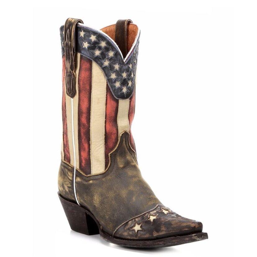 Dan Post Ladies Liberty Western Boot DP3586