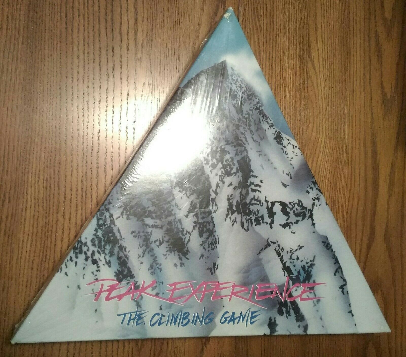 Rare Sealed 1987  PEAK EXPERIENCE THE CLIMBING GAME  Second Edition