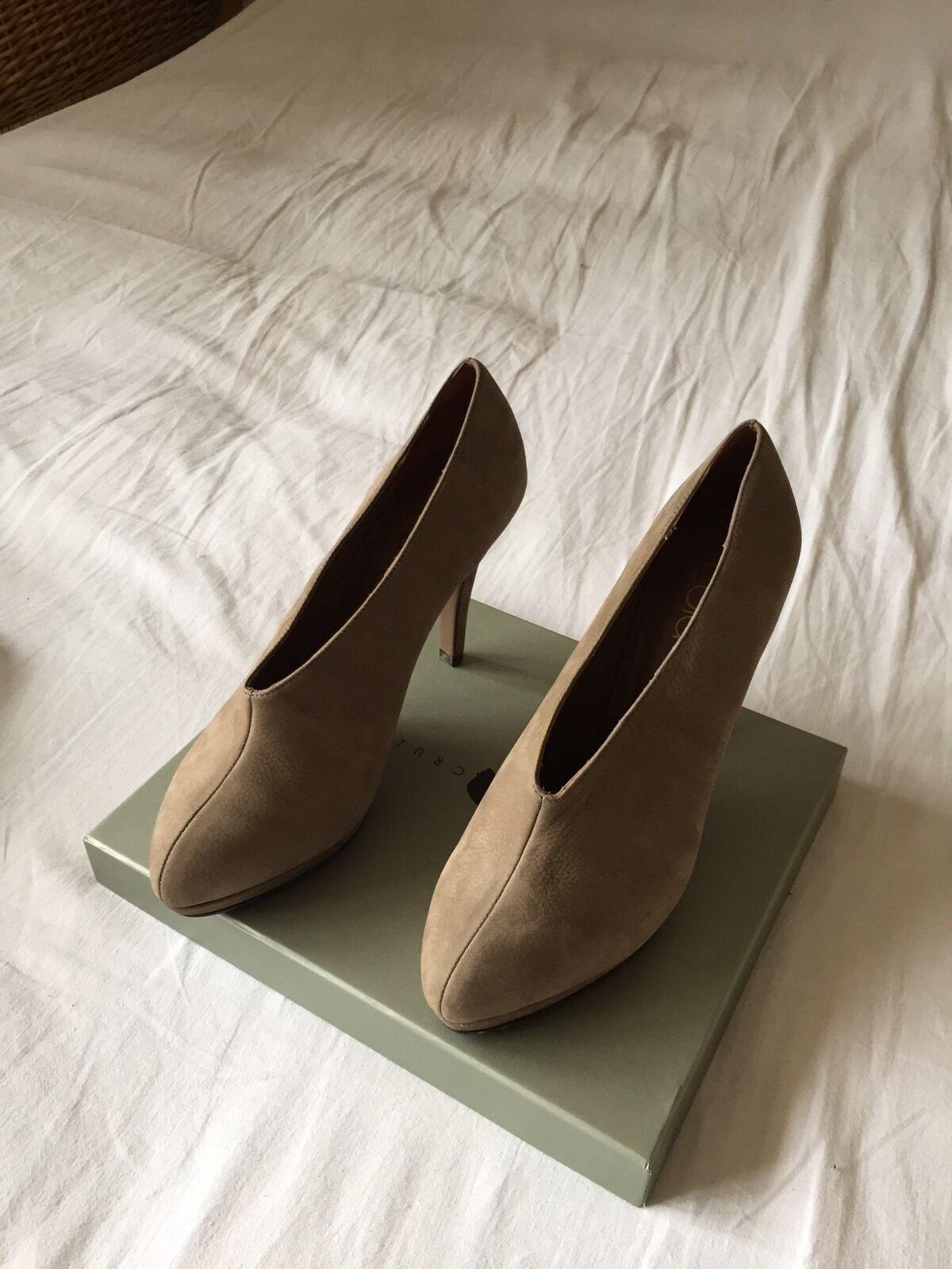 Lola Cruz Beige schuhe Stiefel Größe Größe Größe 38 c4dda1