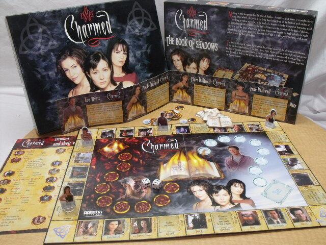 Charmed Libro De Las Sombras Juego De Mesa