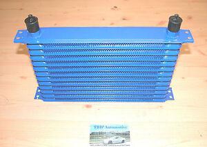 universal-OLKUHLER-13-Reihen-NEU-Blau-Netz-30-x-17-cm-Dash-10-AN10-Aluminium