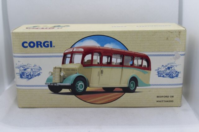 Corgi Classics Bedford OB Coach in Whittakers Livery No 97109