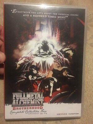 Fullmetal Alchemist: Brotherhood - The Complete Collection ...