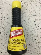 Kitchen Bouquet Browning And Seasoning Sauce 4oz For Sale Online Ebay