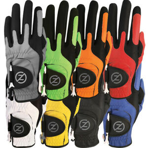 ZERO-FRICTION-GOLF-GLOVE-ONE-SIZE-COMPRESSION-FIT-MENS-LEFT-HAND-ALL-COLOURS