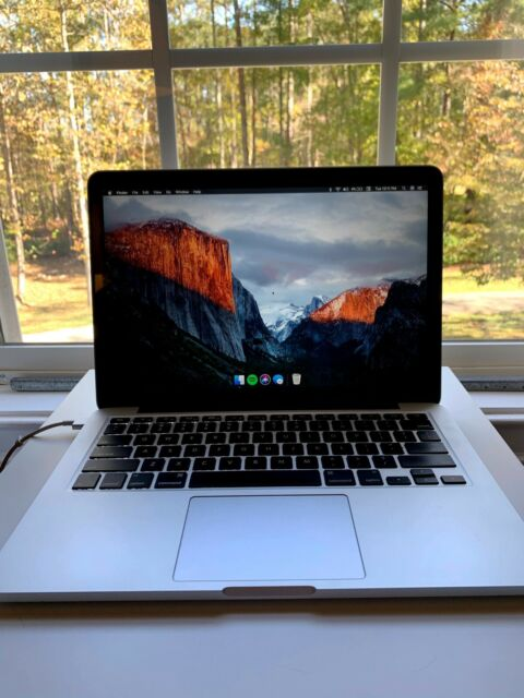 Apple MacBook Pro 13-inch Retina (Early 2015) 2.7 GHz 128GB SSD A1502 BEST OFFER