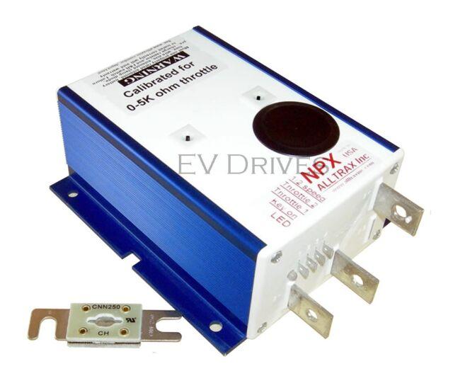 NPX4834 Alltrax Motor Controller NPX 4834 300 Amp