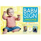 Baby Sign Language by Sarah Christensen Fu (2013, Kit)