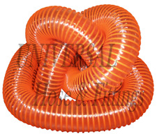 8in ID x 10ft Clear PVC Yard Vacuum Hose Lawn and Leaf Vacuum Hose