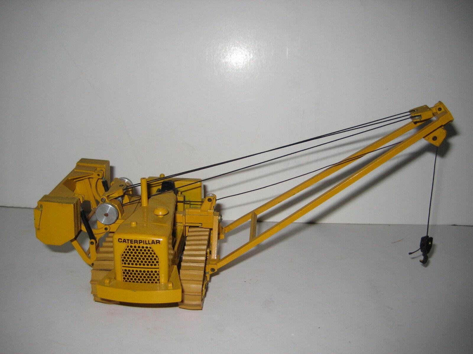 Caterpillar 594 pescante  2872.1 Gescha 1 50