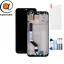 Ecran-LCD-Vitre-tactile-Xiaomi-Redmi-Note-7-Noir-sur-chassis-frame-cadre miniature 1