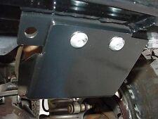Rock Hard 4x4 Steering Box Skid Plate Armor 87-06 Jeep Wrangler YJ TJ LJ