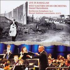 Live in Ramallah 2006 by Beethoven Ex-library - Disc Only No Case
