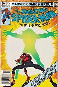 AMAZING-SPIDER-MAN-234-VF-NM-1982-MARVEL-BRONZE-AGE-COMICS