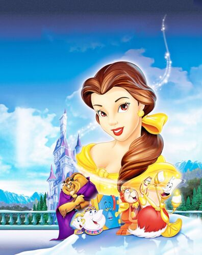 03 DISNEY KIDS POSTER PIXAR 2 Sizes Available BEAUTY AND THE BEAST POSTER