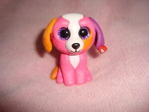 TY Beanie Boos Mini Boo Series 2 Precious the Dog Figure