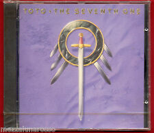 TOTO The Seventh One - CD 1° stampa 1988