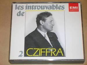 4-CD-LES-INTROUVABLES-DE-CZIFFRA-VOLUME-2-TRES-BON-ETAT