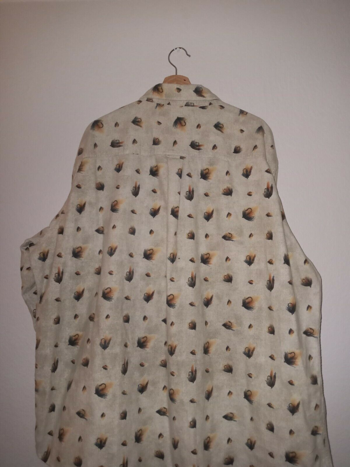Authentic Vintage Mens Woolrich John Rich & Bros … - image 7