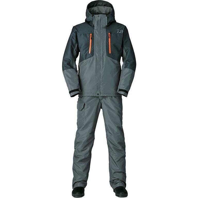 Daiwa Rainmax Winter Suit DW-3205 NGT Gr. XXXL Winteranzug Thermoanzug 2-teilig