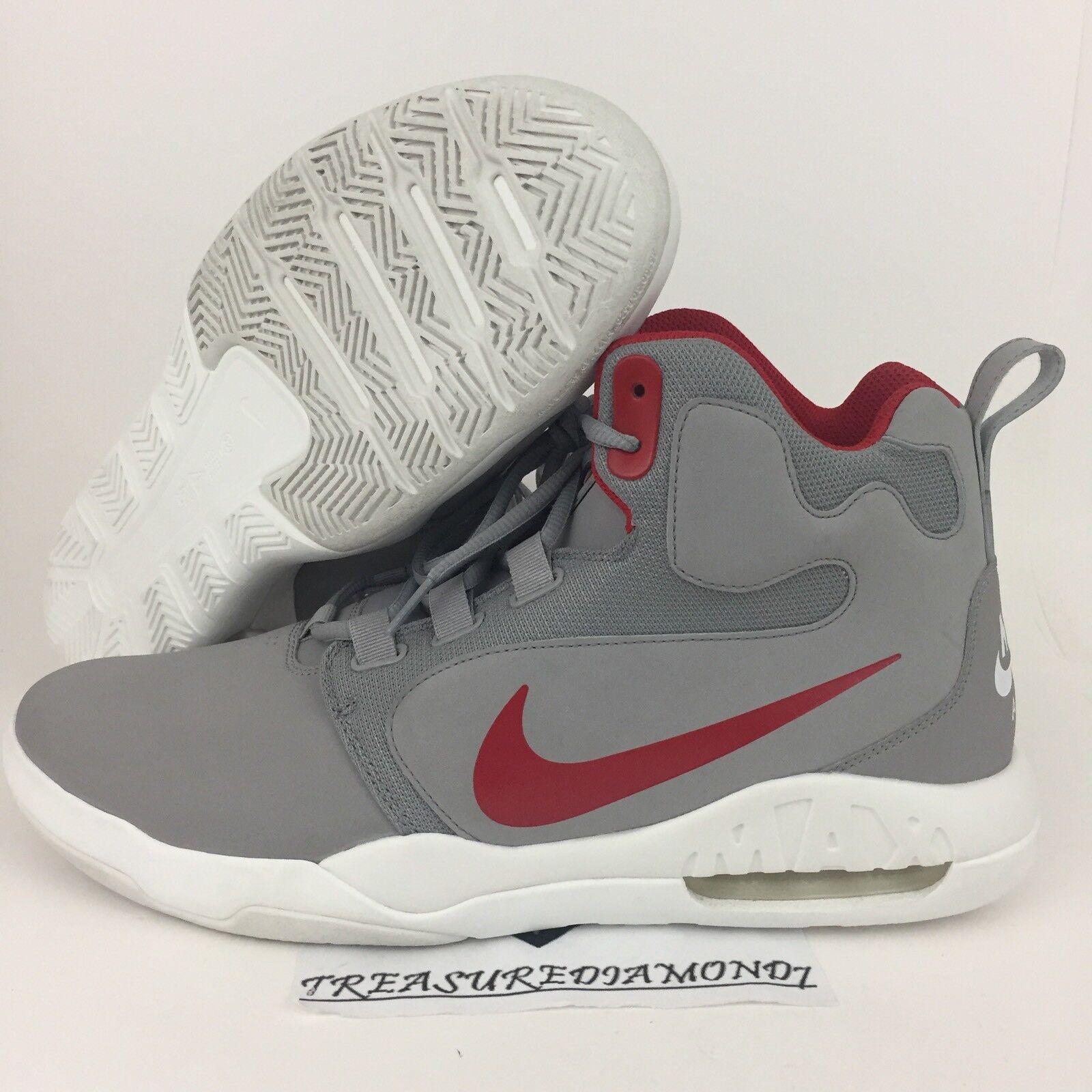 nike air umstellung männer ist basketball gray - schuhe turnschuhe 861678-004 gray basketball größe. e8816c