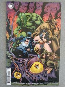 JUSTICE-LEAGUE-DARK-10b-2019-DC-Universe-Comics-VF-NM-Book