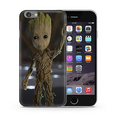 Baby Groot Guardians of the Galaxy. Vol. 2 Rubber  Phone Case Cover For iPhone