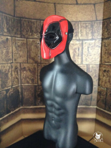 """1//6 Scale Hot Deadpool Mask For 12/"""" Action Figure Toys"""