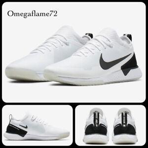 Indoorcourt Schuhe Nike FC Weiß aq3619 101