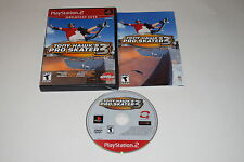 Tony Hawk's Pro Skater 3 Sony Playstation 2 PS2 Video Game Complete