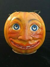 PRISTINE MINT CONDITION MUSEUM QUALITY PARADE JACK O' LANTERN GERMAN ANTIQUE