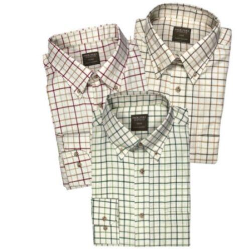 camicia e cravatta Set Combinazione Set completo. Jack Pyke Fagiano maglione