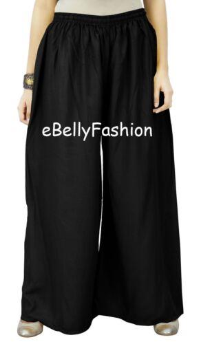 Rayon Palazzo Pant Casual Wear Wide Leg Harem Pant  Bellly Dance Trouser Yoga