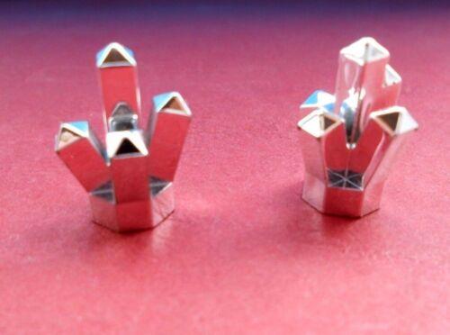 in chrome silber aus 4561 6199 6195 6093 6190 Lego 2 Kristalle 52