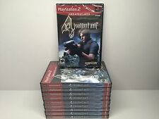 Resident Evil 4 (Playstation 2, 2005) PS2 Greatest Hits Factory Sealed